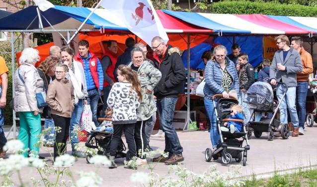 Koningsdag Gameren Foto: Lya Cattel © Bommelerwaard
