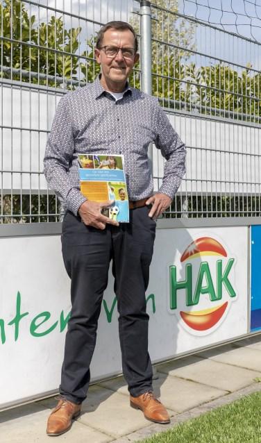 Kees Braat, penningmeester van Stichting Altena Cup.