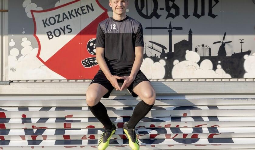 • Na een seizoen IJsselmeervogels keert Gwaeron Stout weer terug bij Kozakken Boys.