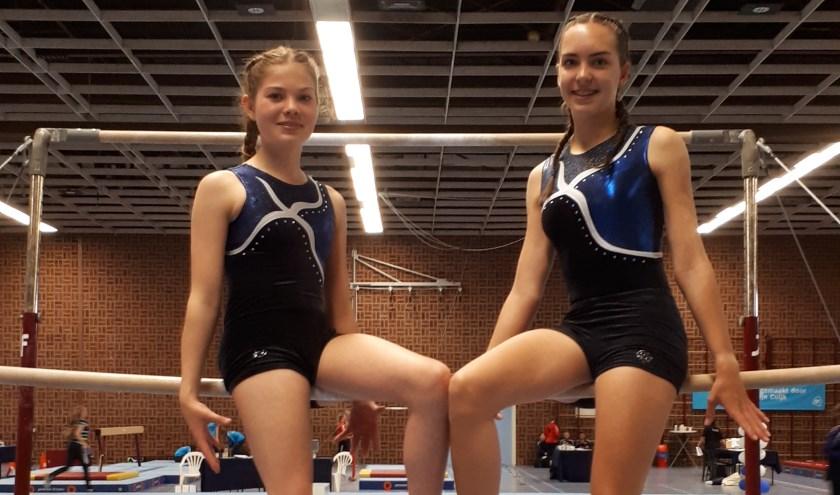 Lieve Colijn en Mirthe Lankhaar van WIK.