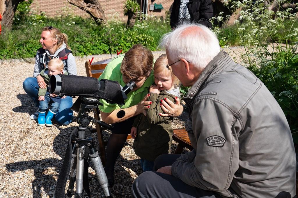 Lentefeest in Natuurcentrum de Schaapskooi Foto: Nico Van Ganzewinkel © Vianen