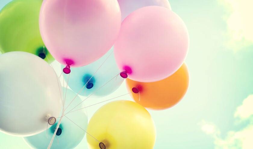 • Het oplaten van ballonnen is niet meer toegestaan in Krimpenerwaard.