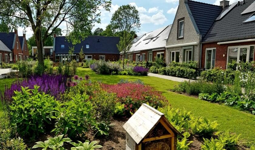 • Knarrenhof in Zwolle.
