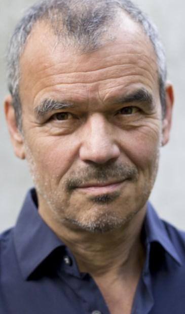 • Ernst Jansz staat op 8 februari 2020 in De Poorterij.