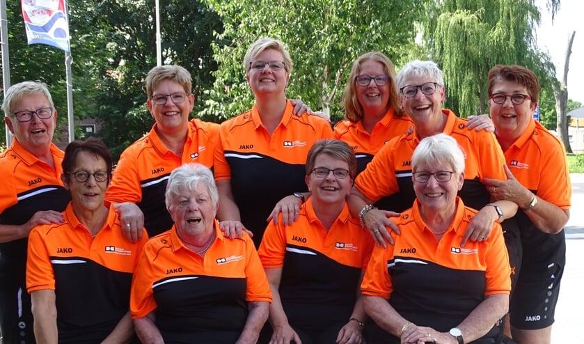 • De leden van Team Schoonhoven.