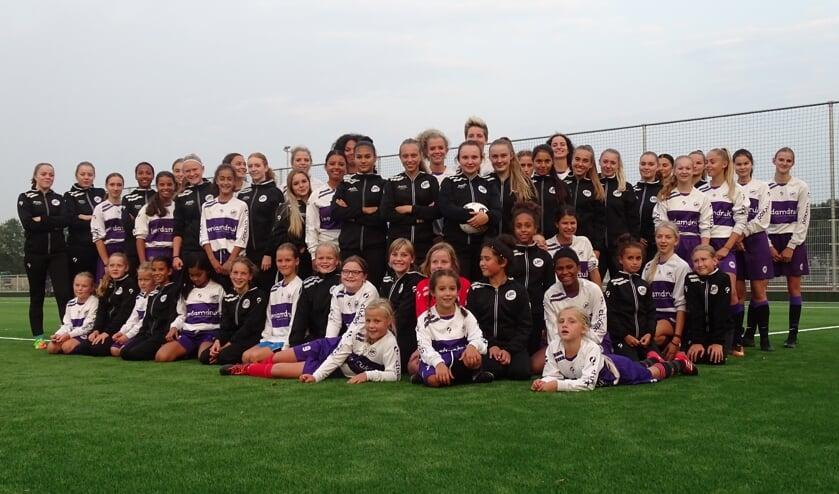 • LRV besteedt steeds meer aandacht aan vrouwenvoetbal.