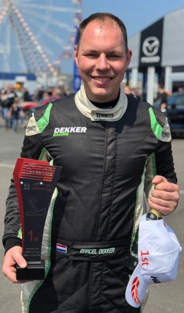 • Marcel Dekker met weer een prijs.