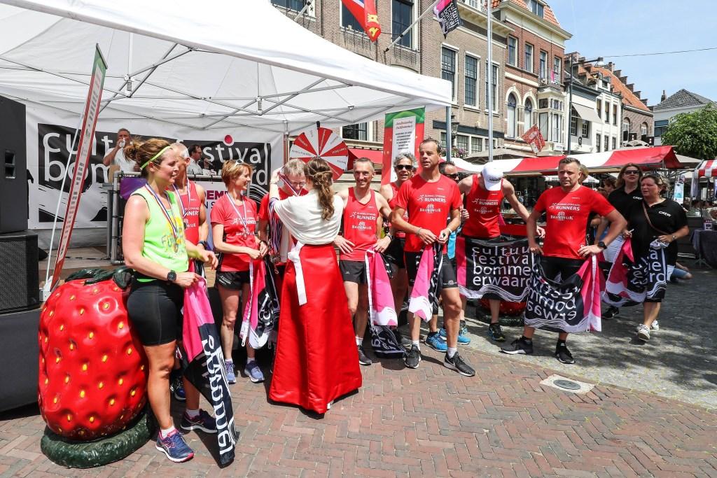 De opening van het Cultuurfestival Bommelerwaard. Foto: Lya Cattel © Bommelerwaard