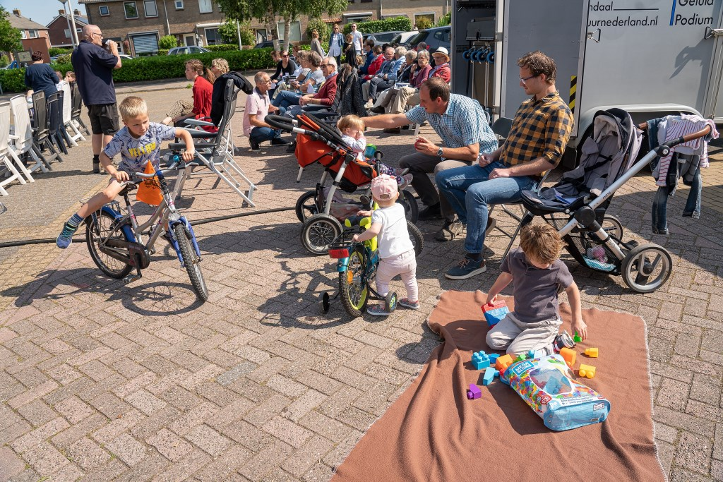 Openluchtdienst Hervormde Gemeente Everdingen Foto: Nico Van Ganzewinkel © Vianen