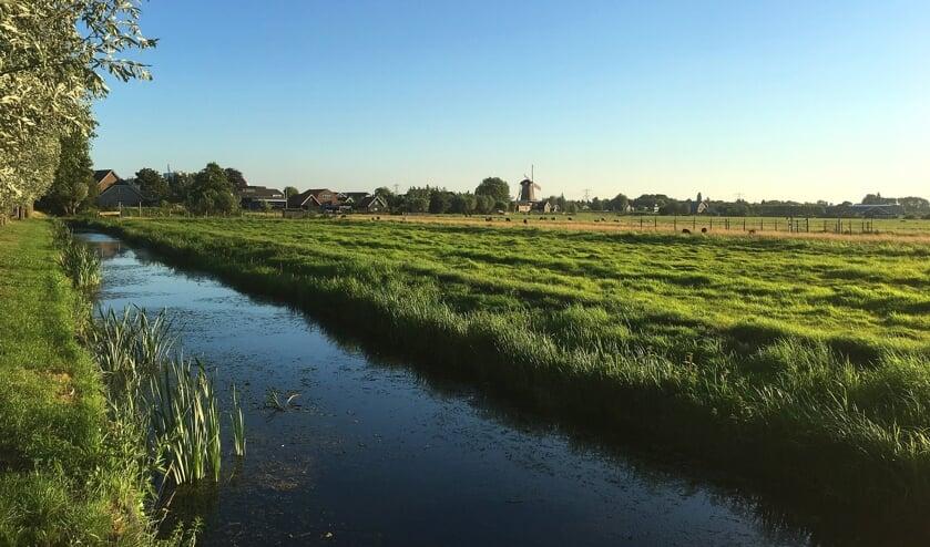 <p>&bull; De locatie Bleskensgraaf-West.</p>