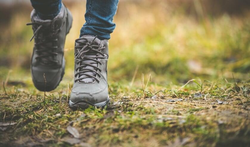 • De aanleg van het wandelpad pakt waarschijnlijk goedkoper uit.
