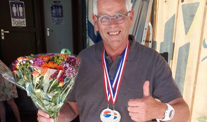Walter Huisman - NK Kampioen Kruisboogschieten