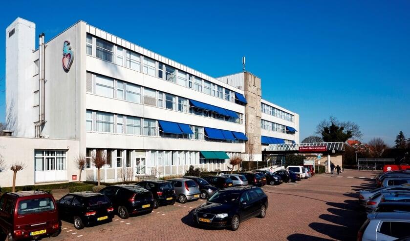 • Het ziekenhuis van Sliedrecht.