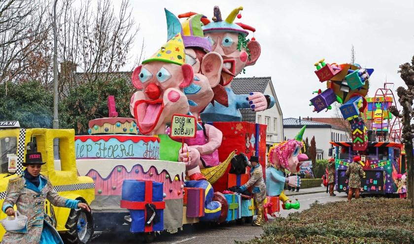 • Carnaval in Teskesdurp (Kerkdriel).