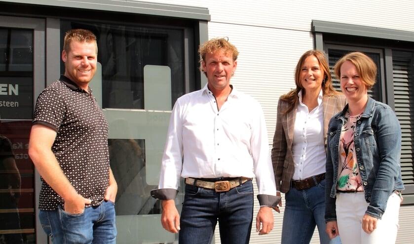 • Het team van Van Heteren Kalkzandsteen.