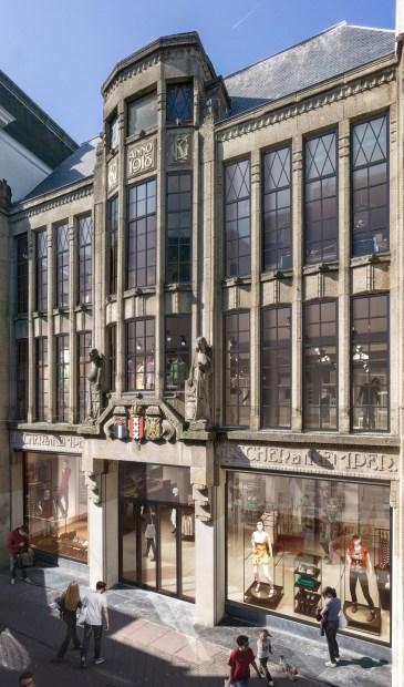 Art Deco Den Haag.Alblasserwaardse Bedrijven Restaureren Art Deco