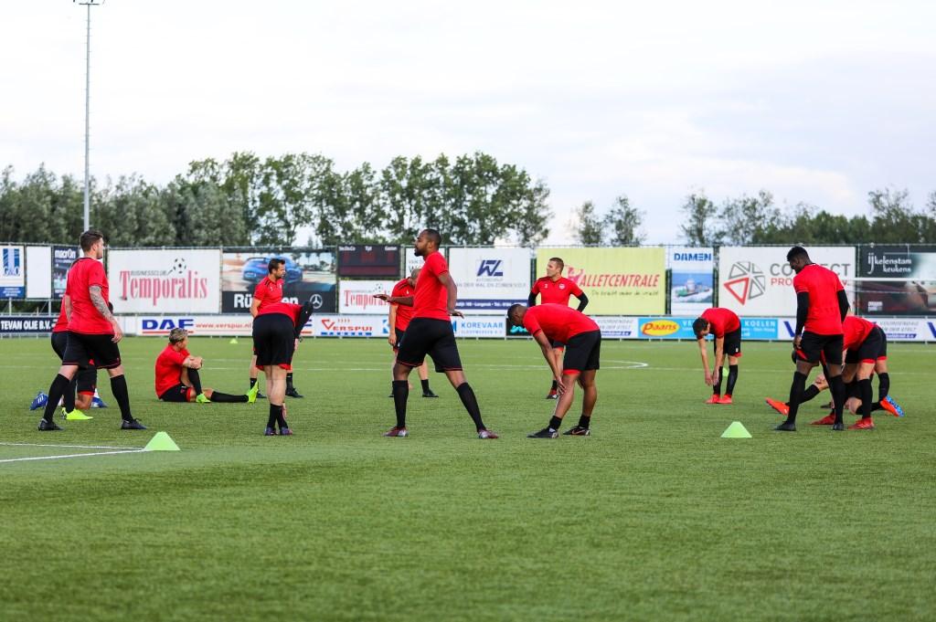• Eerste training SteDoCo seizoen 2019-2020. Foto: Rick den Besten  © regiosport