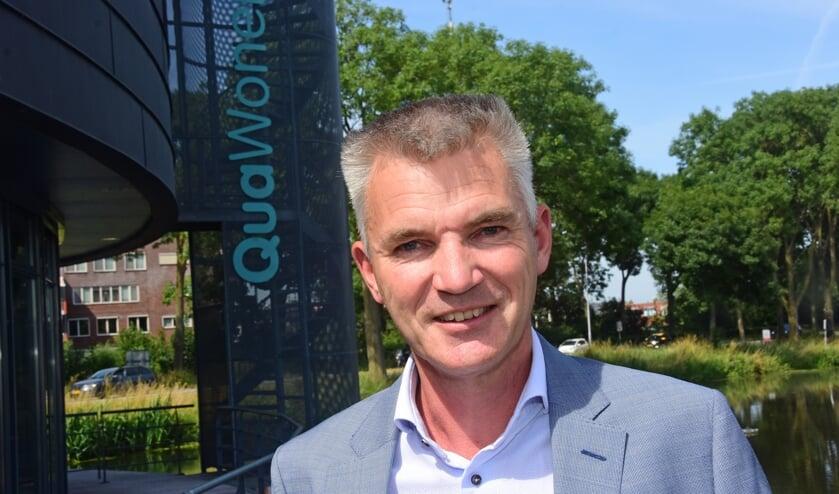 • Rob van den Broeke vertrekt per 1 september naar Rijswijk Wonen.