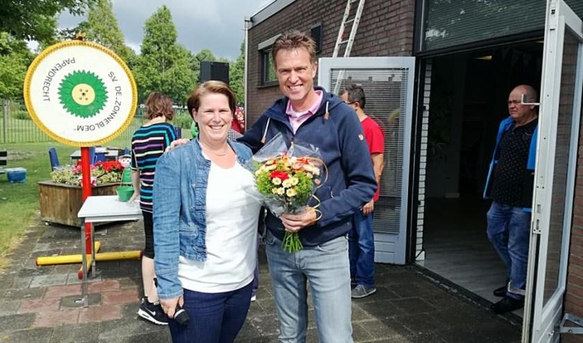 • Carolien en Pieter.