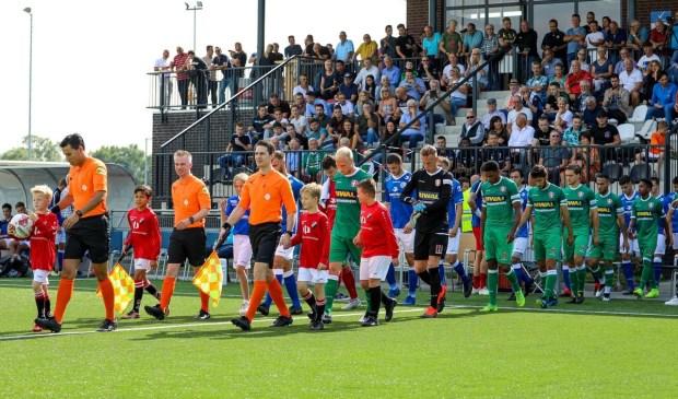 • FC Den Bosch-FC Dordrecht bij Nivo Sparta. Foto: Rick den Besten © regiosport