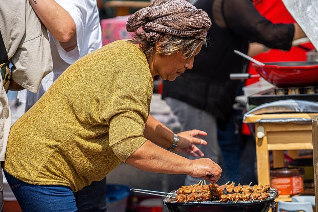 Pasar Malam Maluku Leerdam 2019 Foto: Nico Van Ganzewinkel © Leerdam