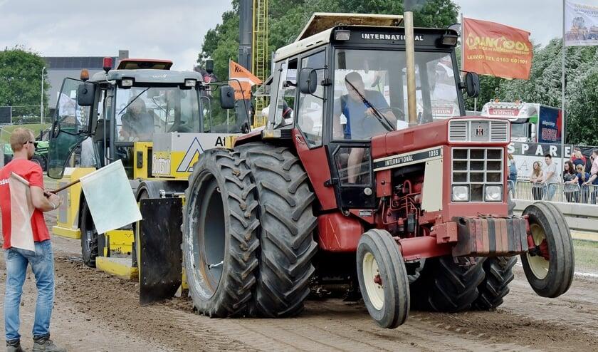Matthias Wink (Tienhoven) won zilver in de standaardklasse 5,5 ton.