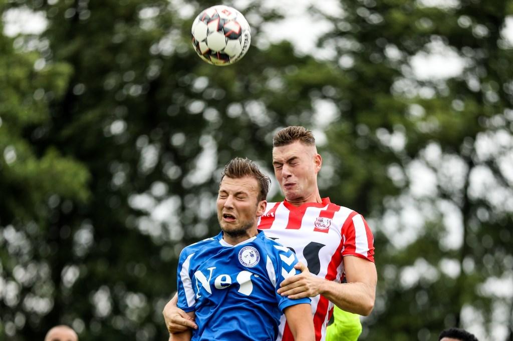 • Schelluinen-SVW (0-0). Foto: Rick den Besten © regiosport