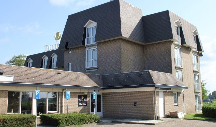 • Het hotel in Meerkerk wordt binnenkort verbouwd.