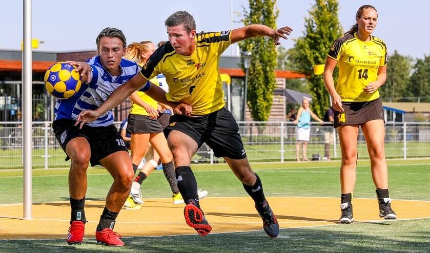 • Tempo en AKC Blauw Wit speelden in 2019 om de KorfbalTotaal Cup.