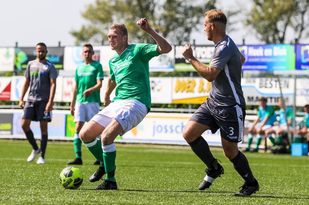 • VVAC-Herovina (4-0). Foto: Rick den Besten  © regiosport