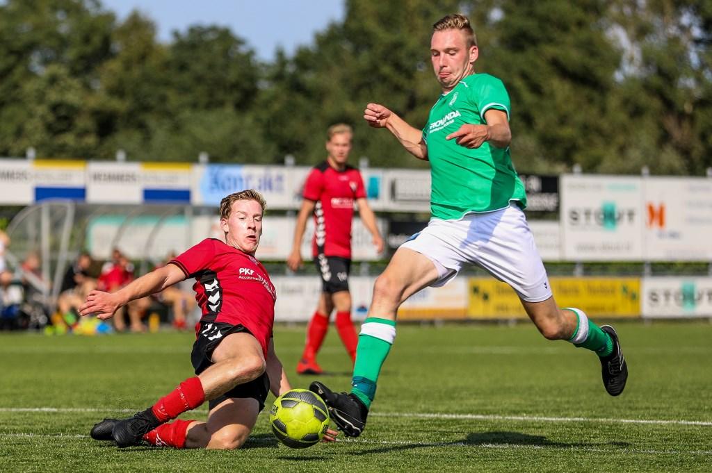 • VVAC - IFC (2-2). Foto: Rick den Besten  © regiosport