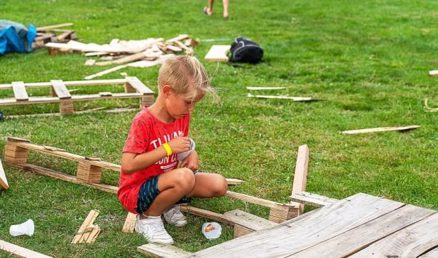 Vakantie Doe Dagen in Vianen Foto: Nico Van Ganzewinkel © Vianen