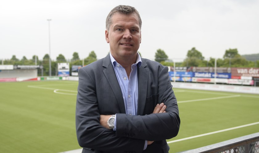 • Kozakken Boys-voorzitter Henk de Goeij.