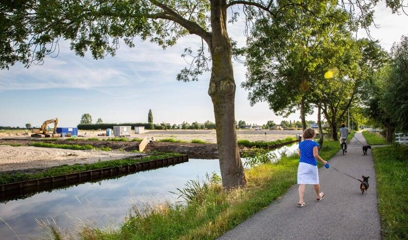 •  Tot de start van de laatste bouwfase kan grond ten zuiden van Langerak worden benut voor small/tiny houses.
