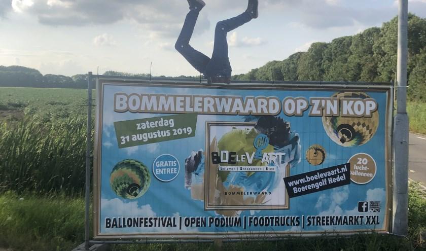 • Luchtballonnen, straattheater, foodtrucks, muziek, streekmarkt en nog veel meer.