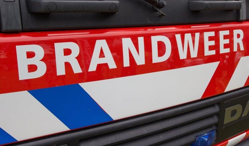 <p>De brandweer is dinsdagavond uitgerukt voor een brand aan Anne de Vrieshove in Nieuwegein.</p>