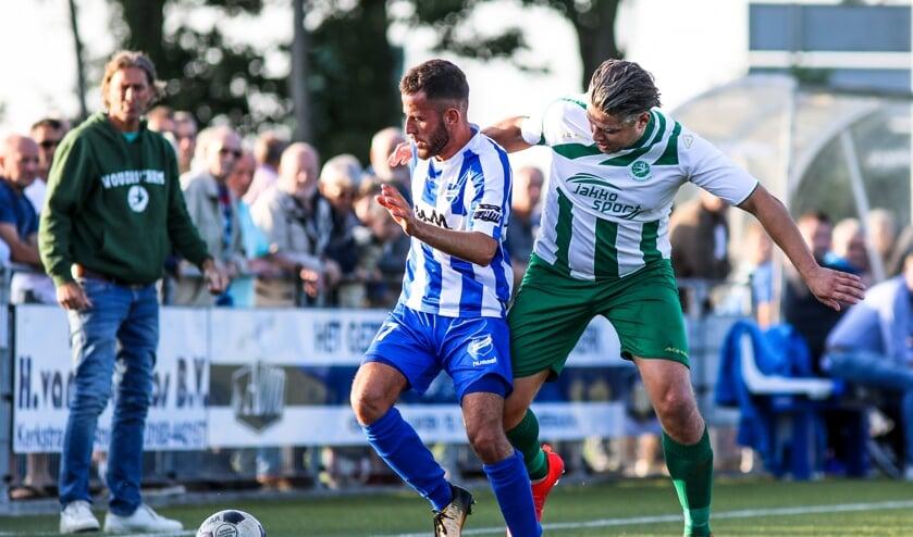 <p>• Allemaal derby's in de mini-competitie, zoals Almkerk tegen Woudrichem.&nbsp;</p>