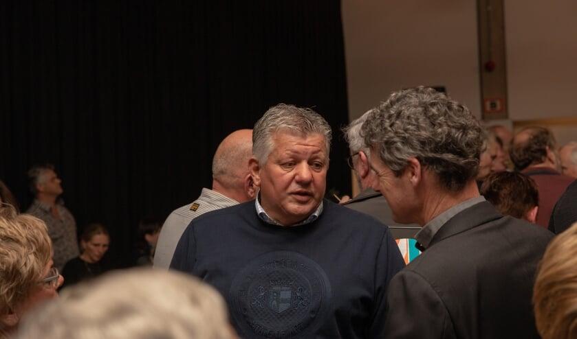 Philip den Haan van AltenaLokaal tijdens de verkiezingsavond in november.