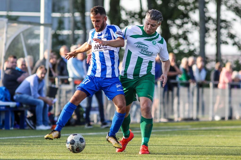 • Almkerk-Woudrichem (0-0). Foto: Rick den Besten  © regiosport