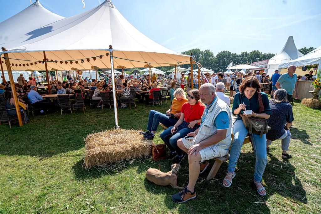 Landgoedfair Mariënwaerdt 2019 Foto: Nico Van Ganzewinkel © Leerdam