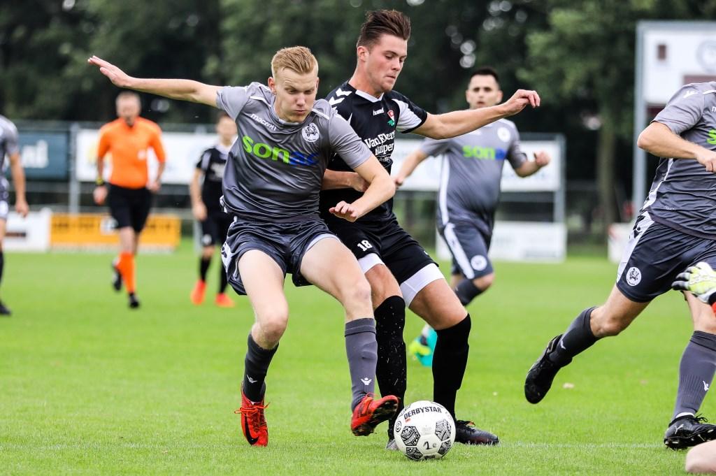 • GJS-Herovina (0-0). Foto: Rick den Besten © regiosport