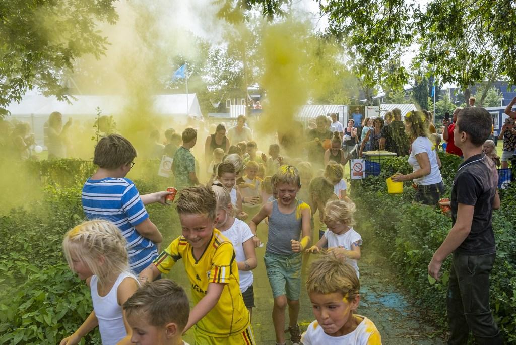 • Speelweek Ouderkerk aan den IJssel. Foto: wijntjesfotografie.nl © Krimpenerwaard