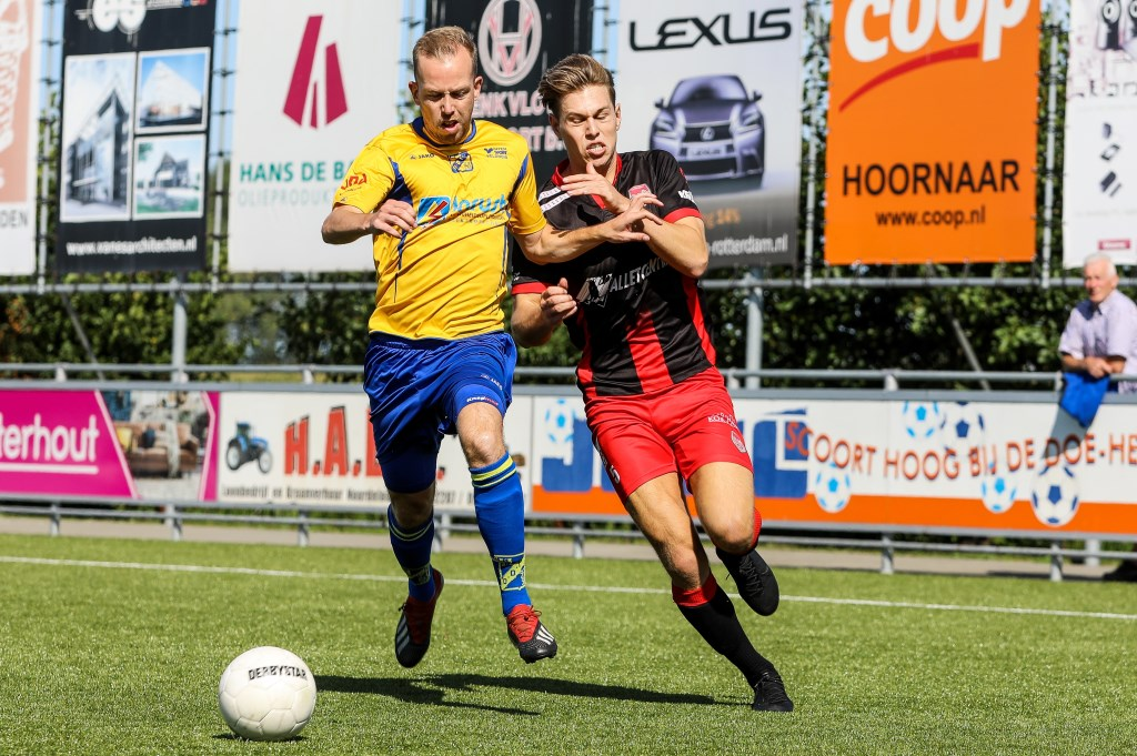 • SteDoCo - ODIN'59 (2-3). Foto: Rick den Besten - Regio-Voetbal © regiosport