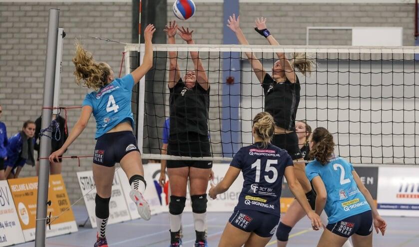 • VC WIK - Volley Tilburg (2-3).