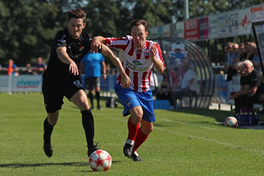 • Roda Boys - Nivo Sparta (4-1). Foto: Gerald van Zanten © regiosport