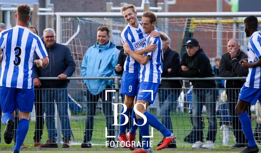 • Almkerk - Papendrecht (1-0).