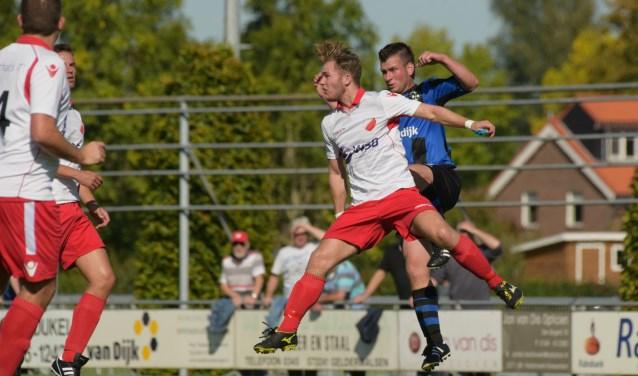 • Hardinxveld - Streefkerk (2-1). Foto: Cora Stout © regiosport