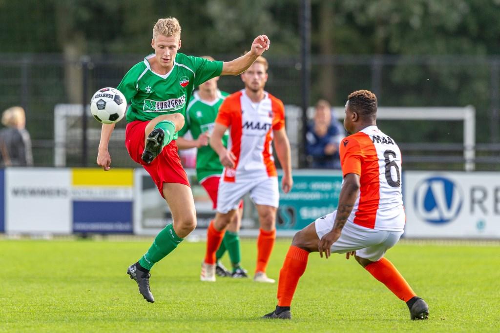 • De Alblas - Alblasserdam (2-3). Foto: Peter Verheijen © regiosport