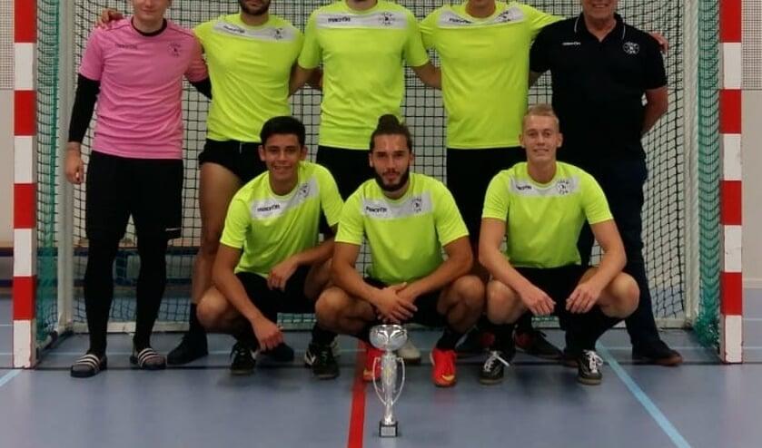 • Het winnende team: Papecity Wokplanet Papendrecht.
