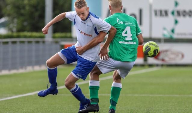 • VVAC - Ameide (1-2). Foto: Rick den Besten - Regio-Voetbal © regiosport